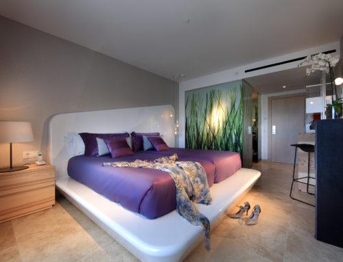 Cama Hotel Ushuaïa Tower Ibiza